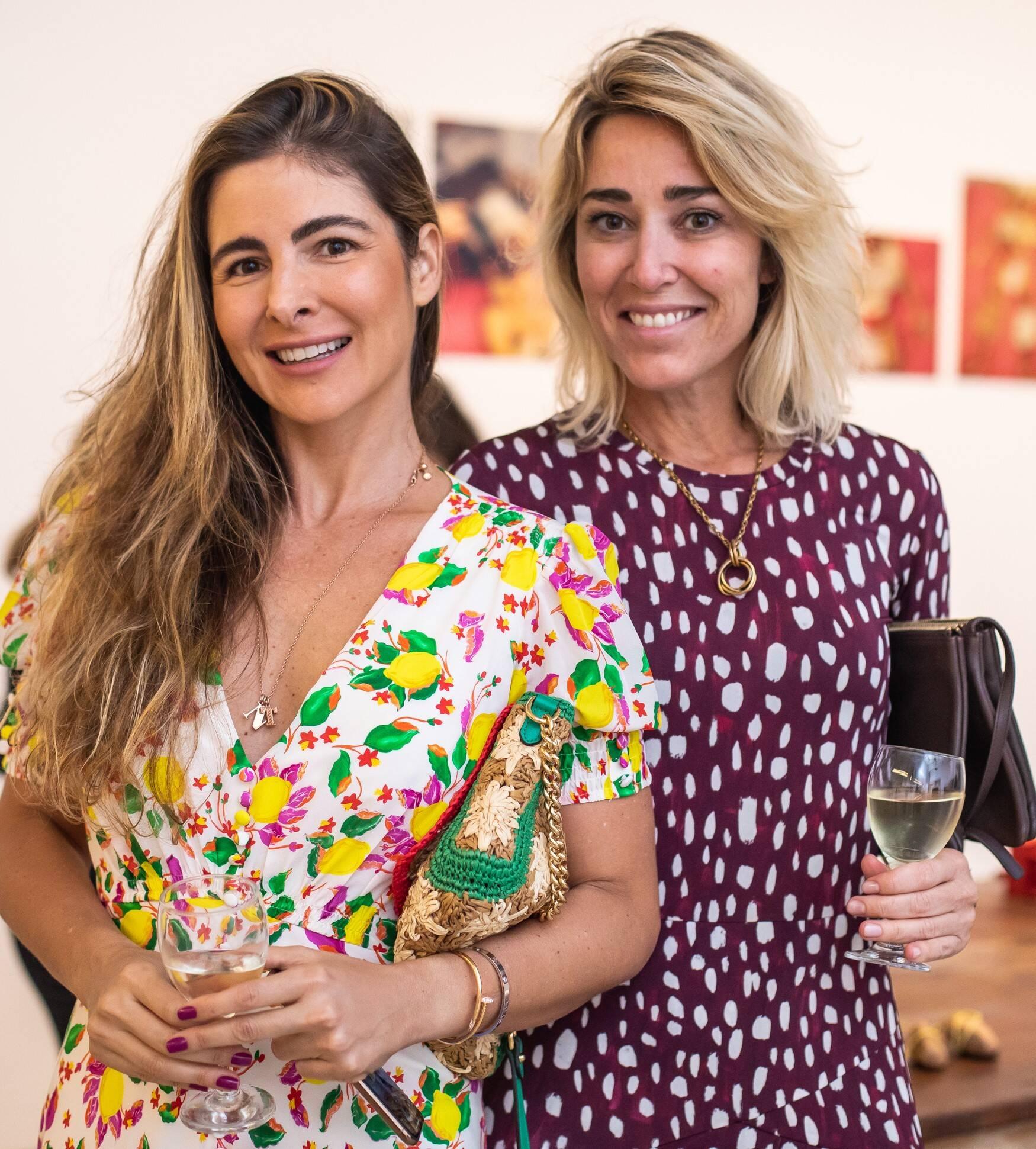 Julia Bleuler e Gabriela Moraes  /Foto: Luke Garcia