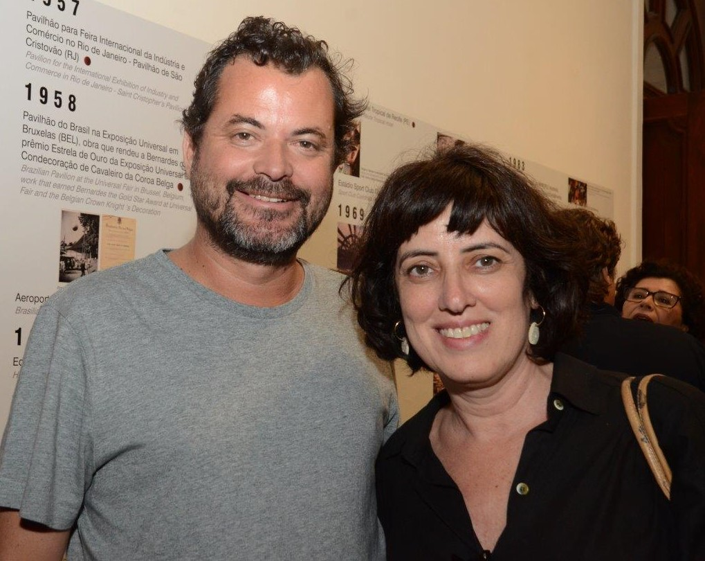Miguel Pinto Guimarães e Andrea Moura /Foto: Marco Rodrigues