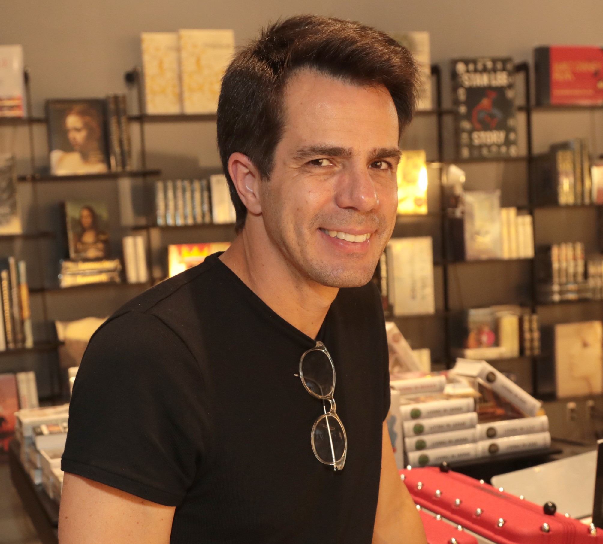 Luís Fernando Amorim /Foto: Henrique Padilha