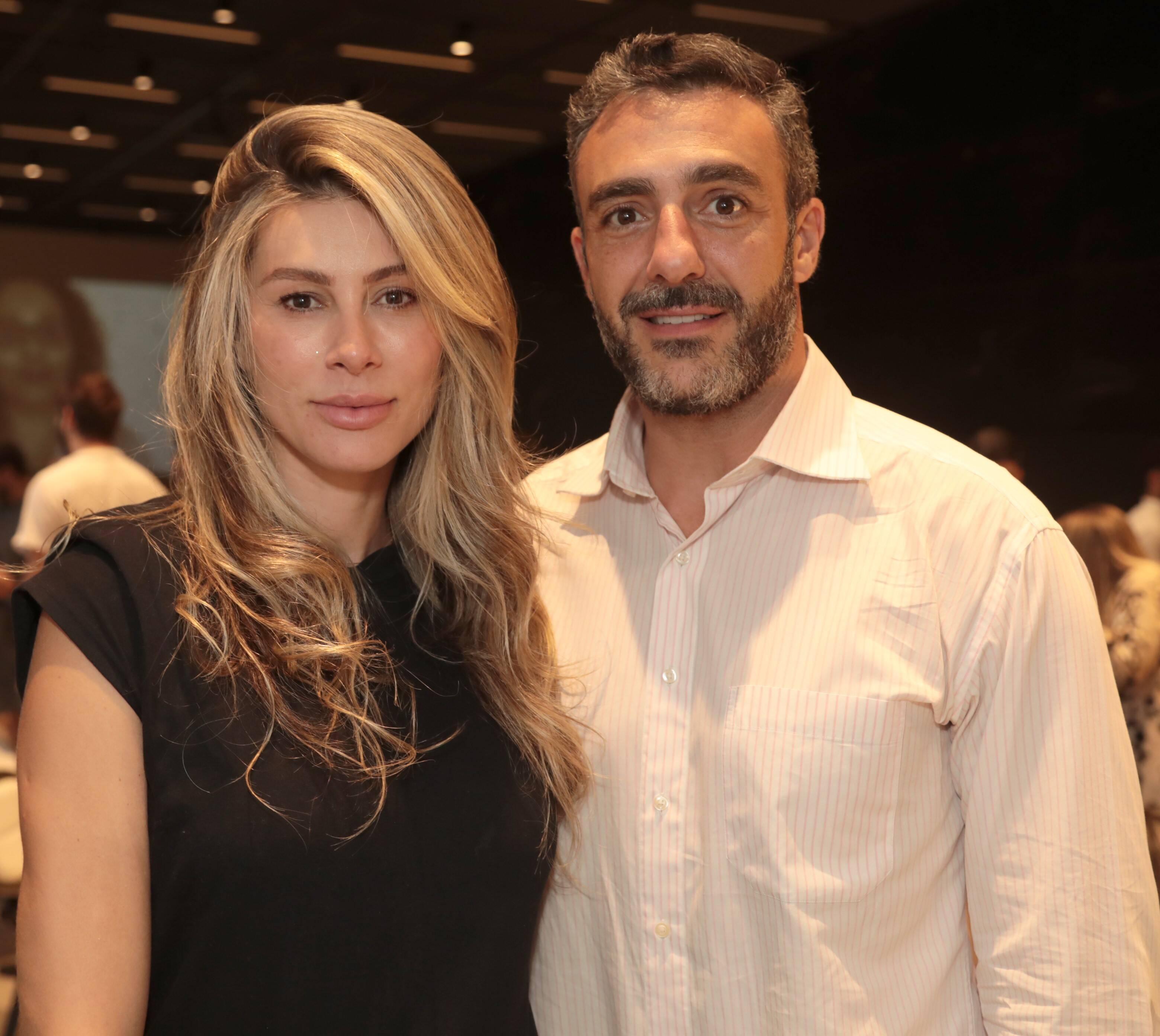 Taime Neves e Fernando Sita /Foto: Henrique Padilha