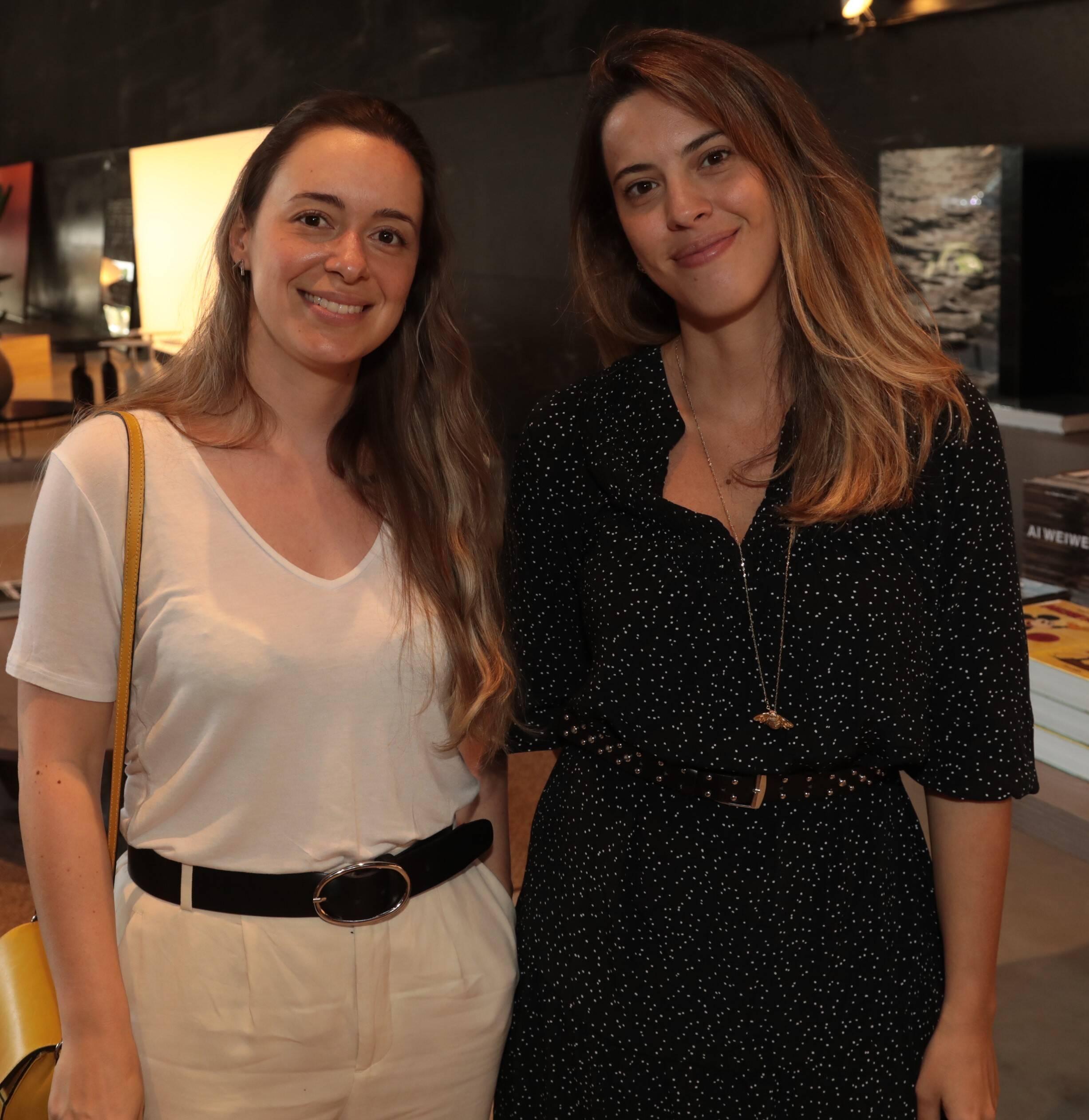 Patricia de Palma e Fabiana Silveira /Foto: Henrique Padilha