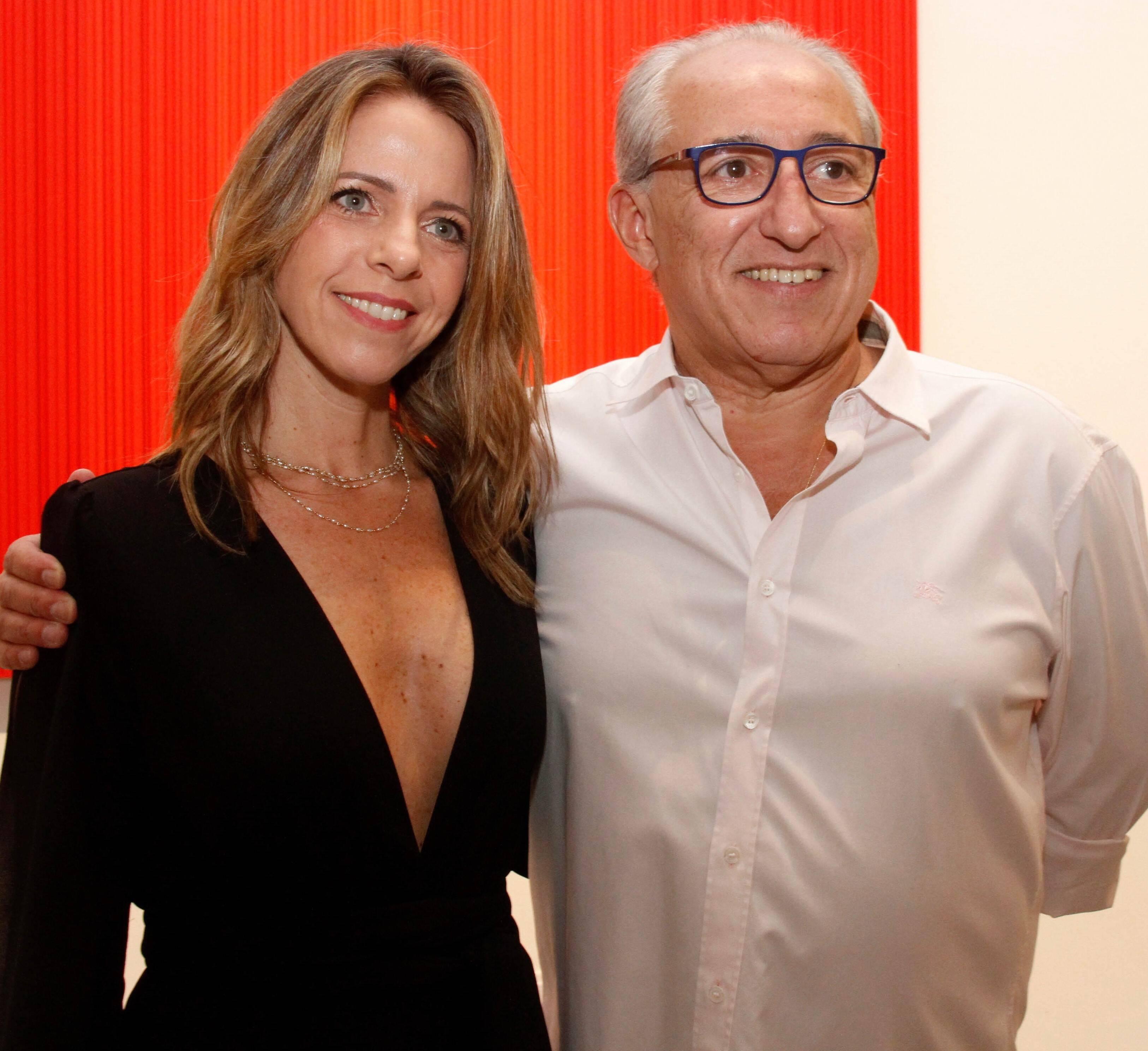 Gabriela Costa e Sergio Caribé /Foto:Leda Abuhab