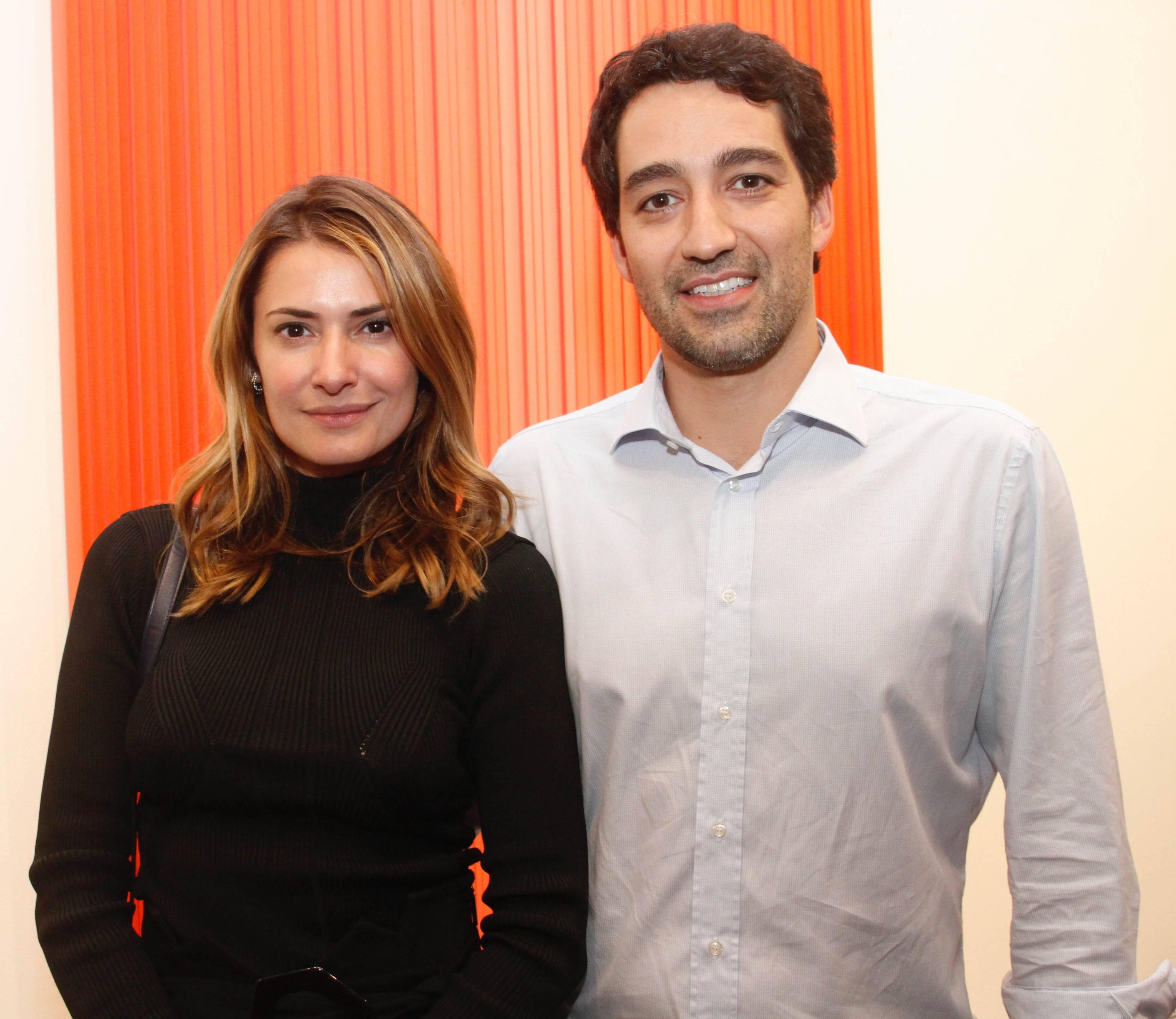 Priscila Borgonovi e Bruno Caribé /Foto:Leda Abuhab