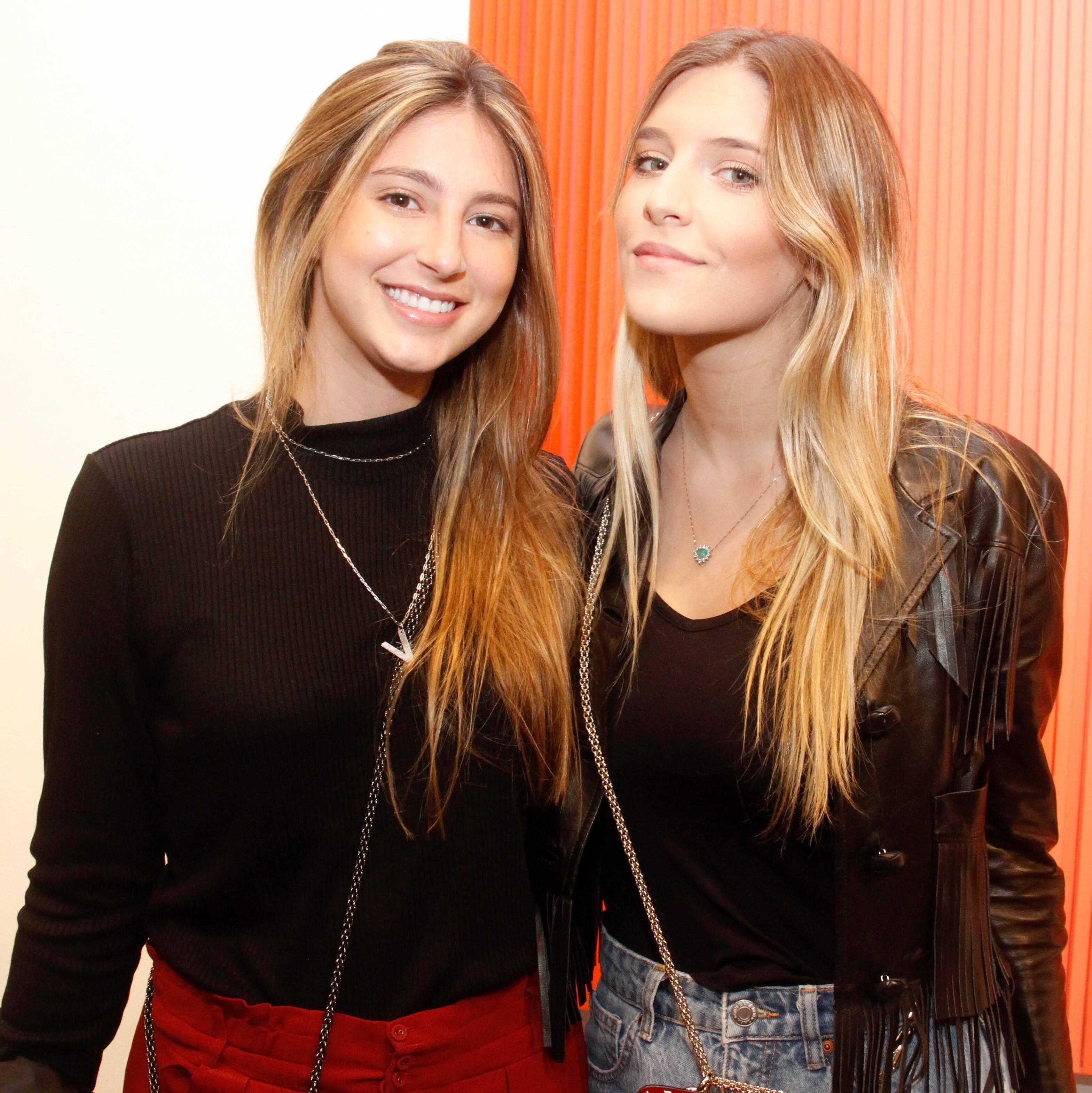 Victoria Trussardi e Isabela Neuding /Foto:Leda Abuhab