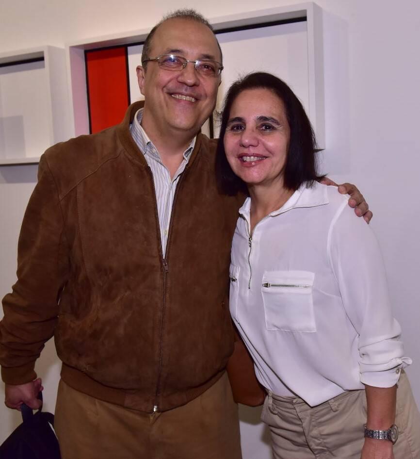 Raul Chamma e Gisela Pitanguy Chamma /Foto: Paulo Jabur