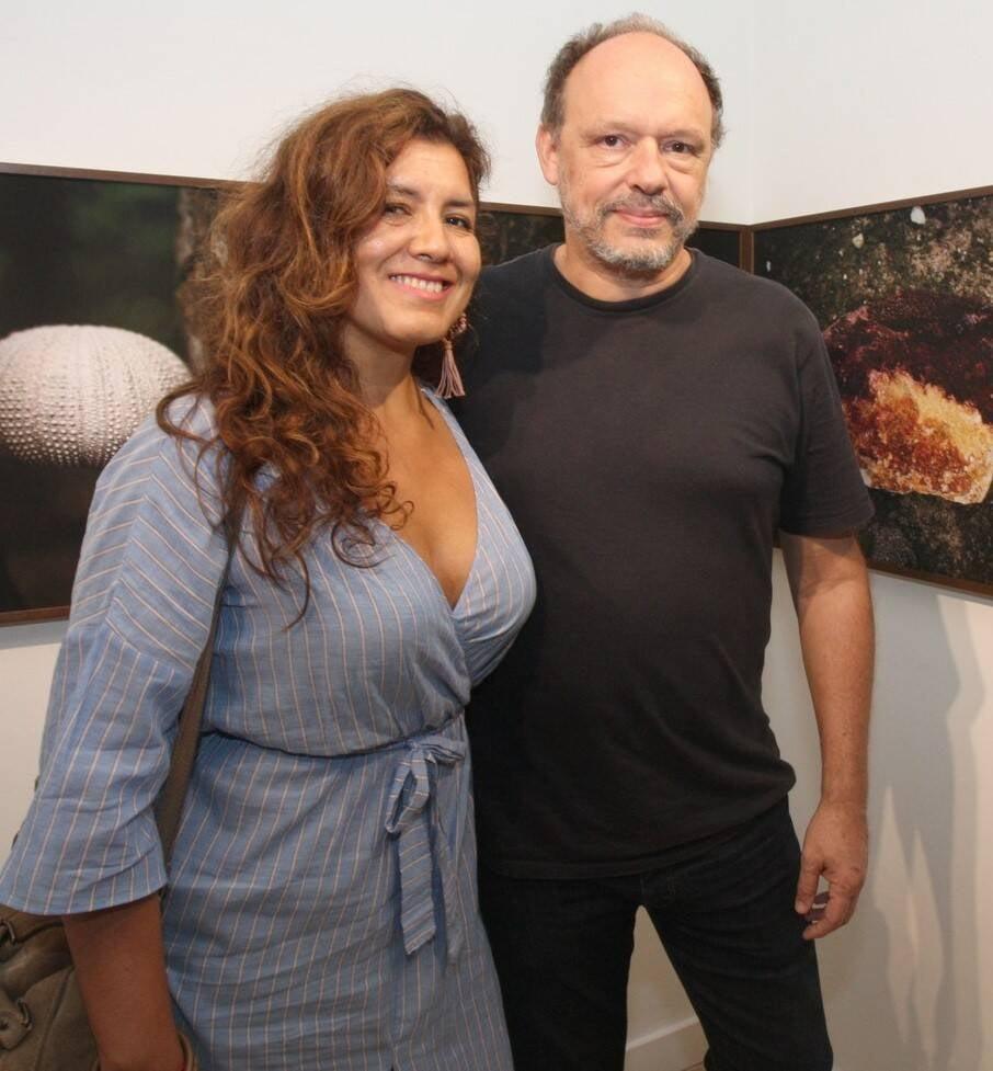 Beatriz Canales e Renan Cepeda  /Foto: Vera Donato