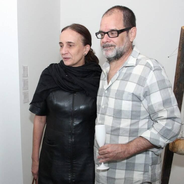 Zyan Zein e Eduardo Lopes  /Foto: Vera Donato