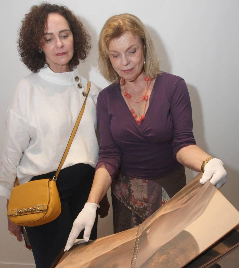 Monica Corteletti e Laura Burnier  /Foto: Vera Donato