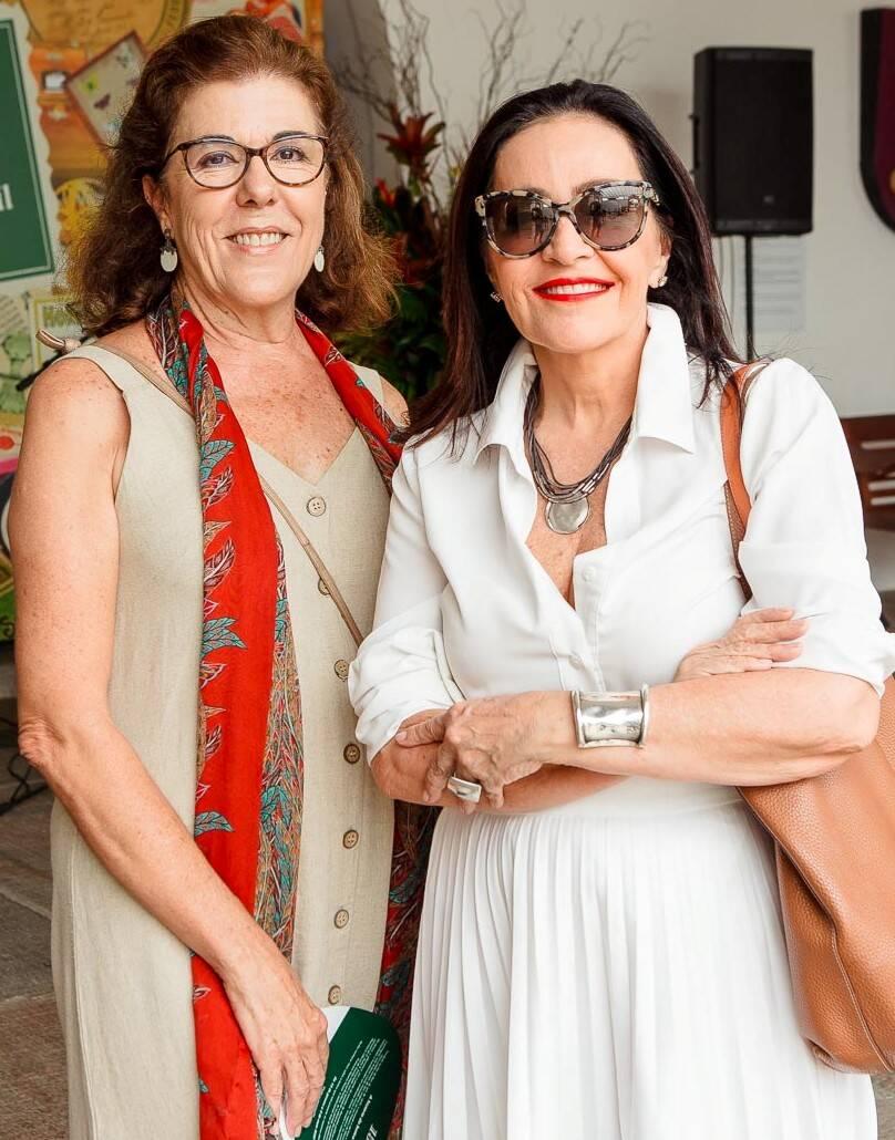 Ana Maria Almeida e Liliana Rodriguez /Foto: Bruno Ryfer