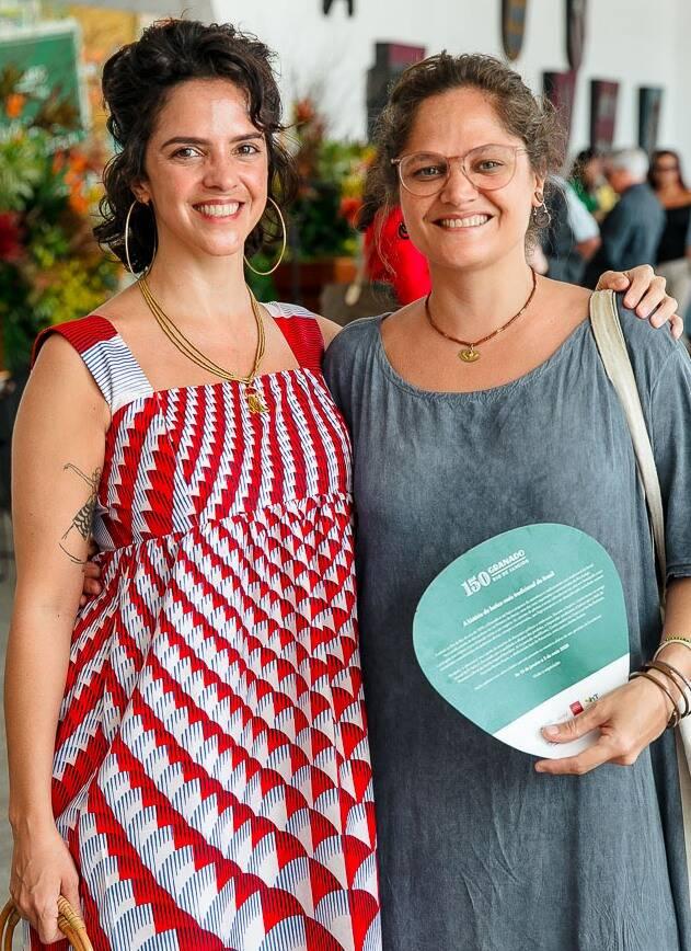 Laura e Clara Zuniga /Foto: Bruno Ryfer