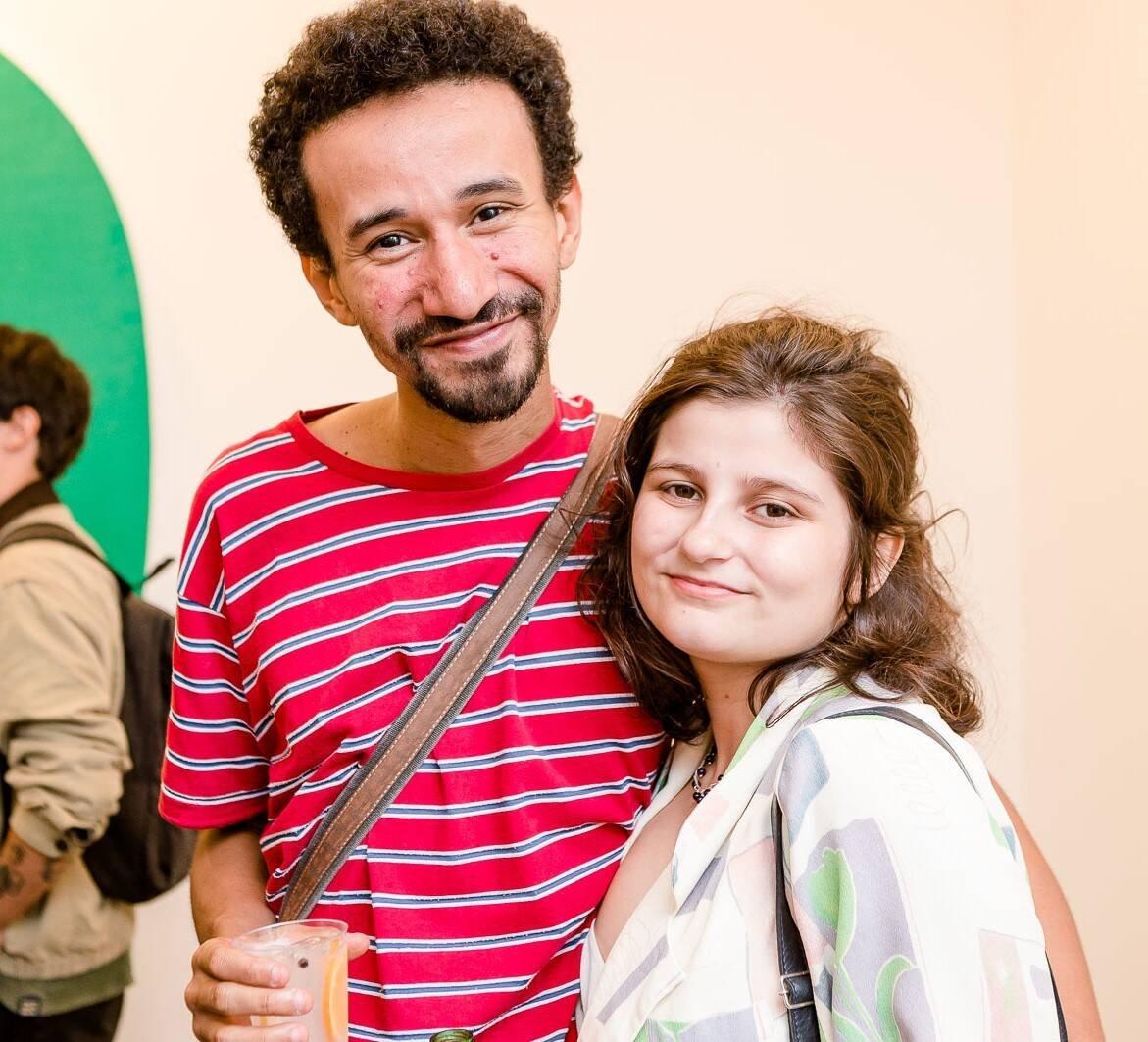 Jonathan Nunes e Maria Clara Ruback /Foto: Bruno Ryfer