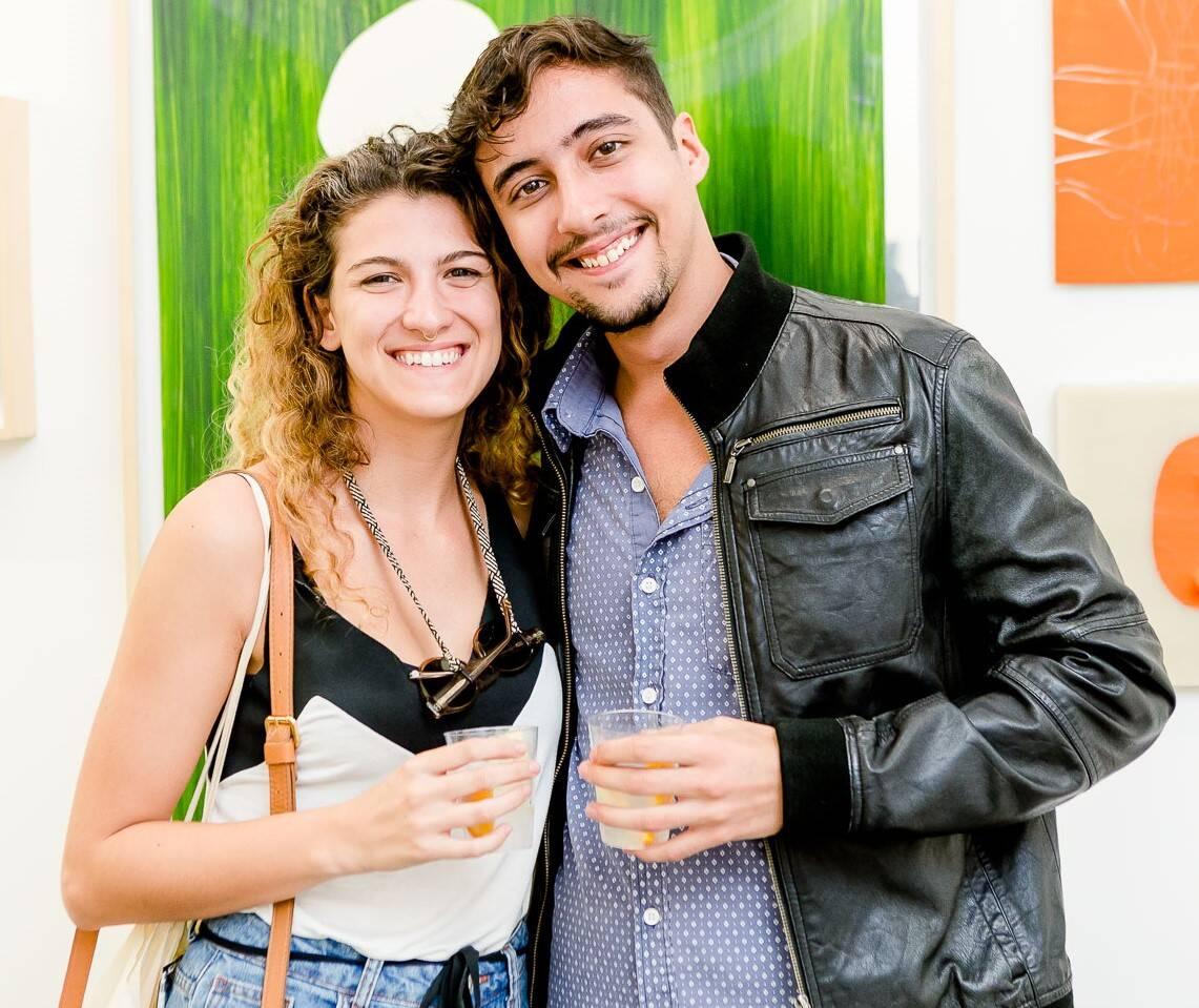 Julia Lobato e Theo Deicidio /Foto: Bruno Ryfer