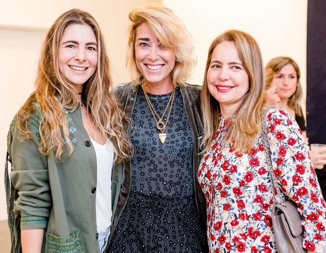 Julia Padilha, Gabriela Moraes e Karmita Medeiros /Foto: Bruno Ryfer