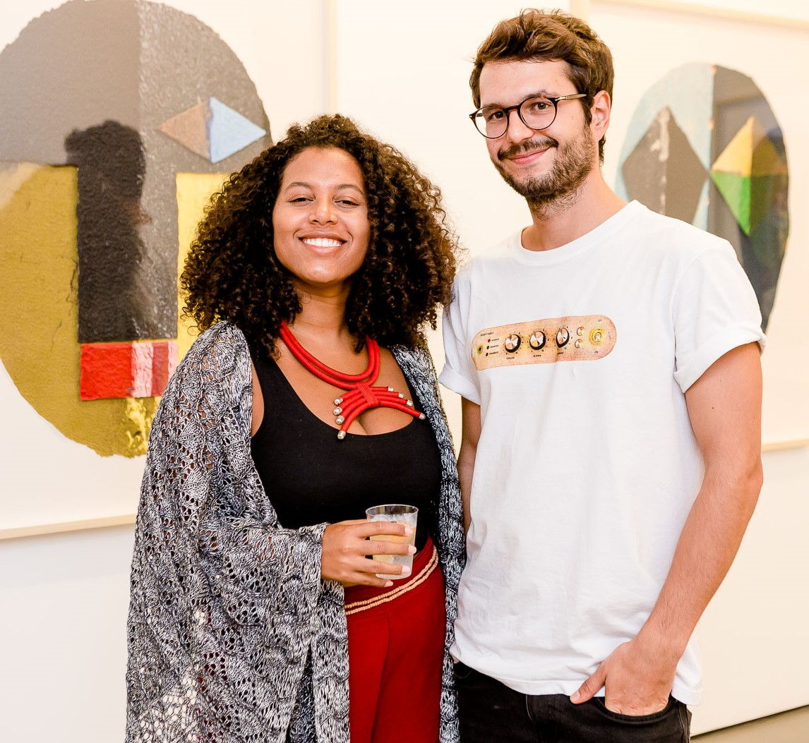 Mariana Sguilla e Mallory Daries /Foto: Bruno Ryfer