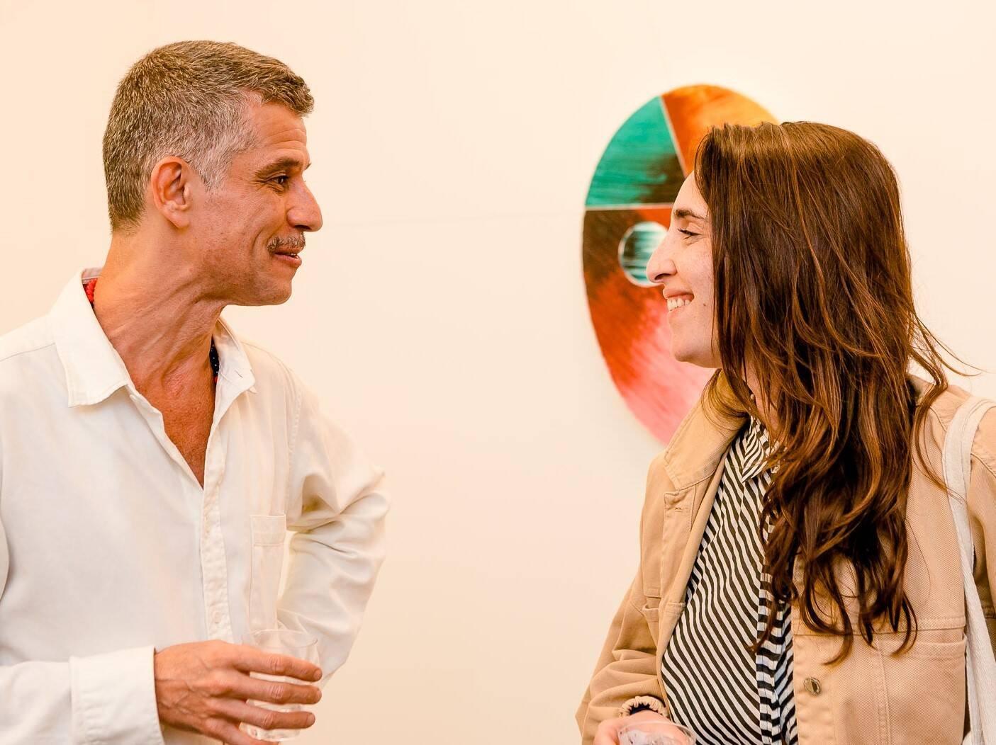 Cabelo e Mariana Falcão /Foto: Bruno Ryfer