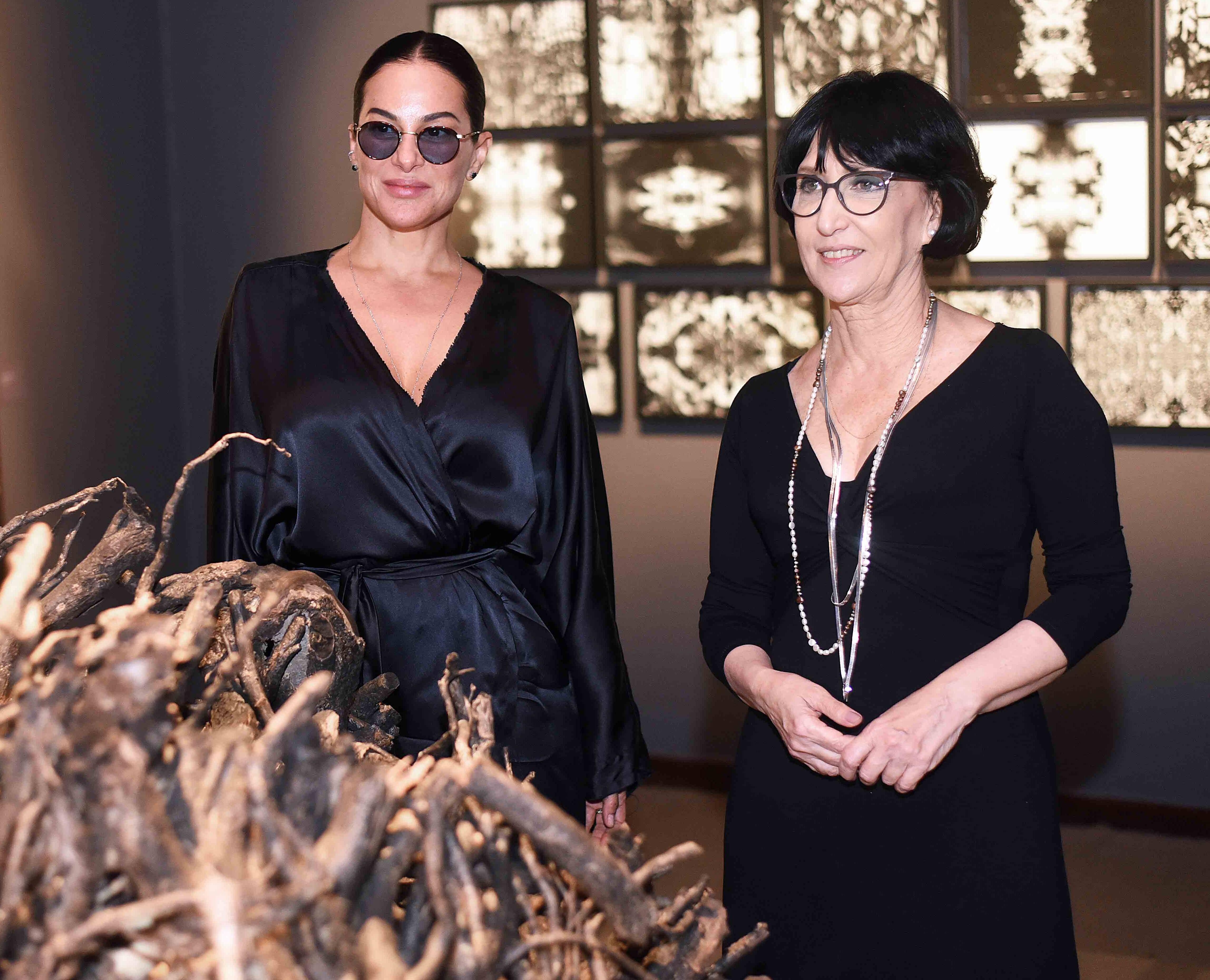 Paula Klien e Denise Mattar /Foto: Ari Kaye