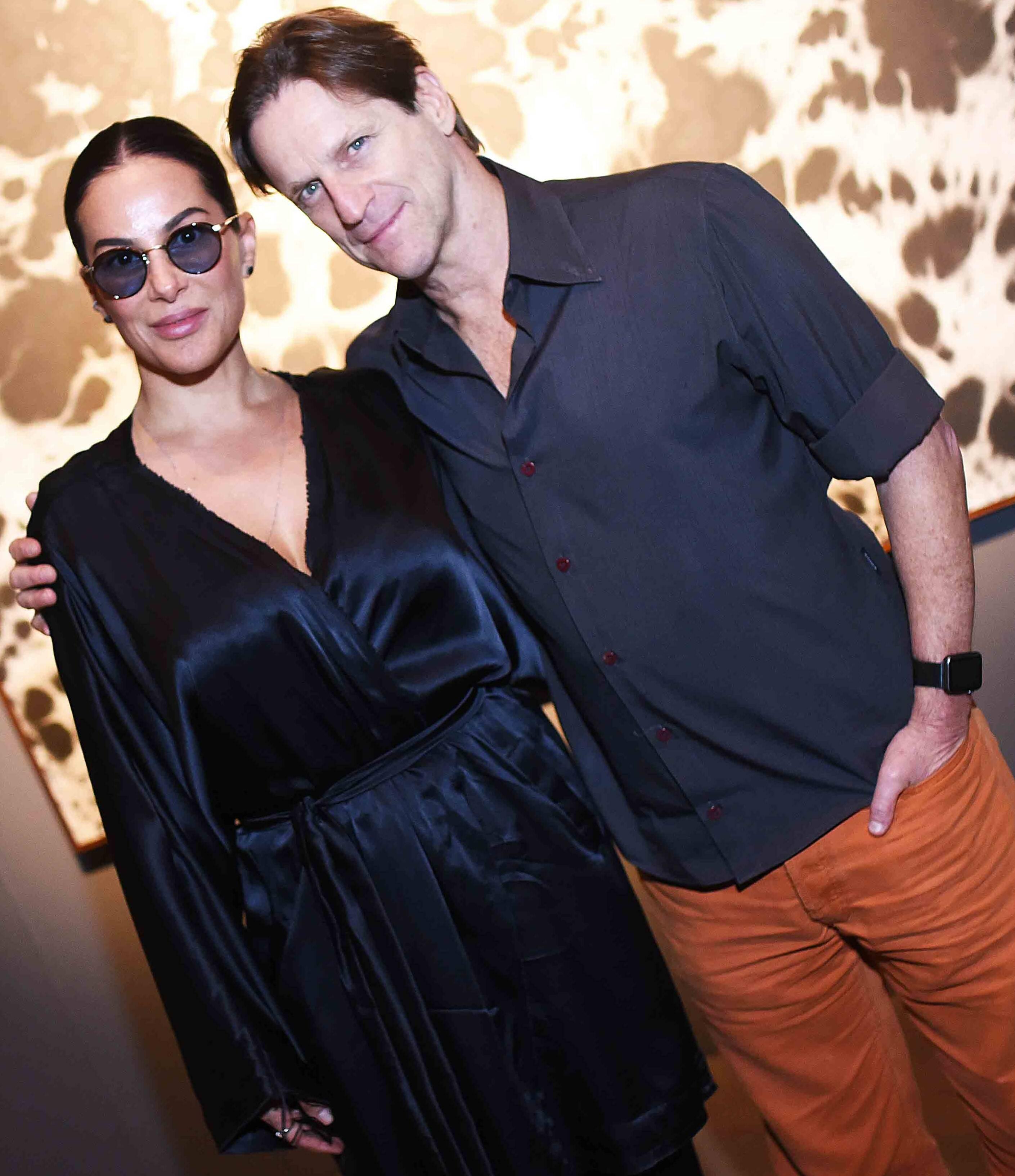 Paula Klien e Ricardo Nauenberg /Foto: Ari Kaye