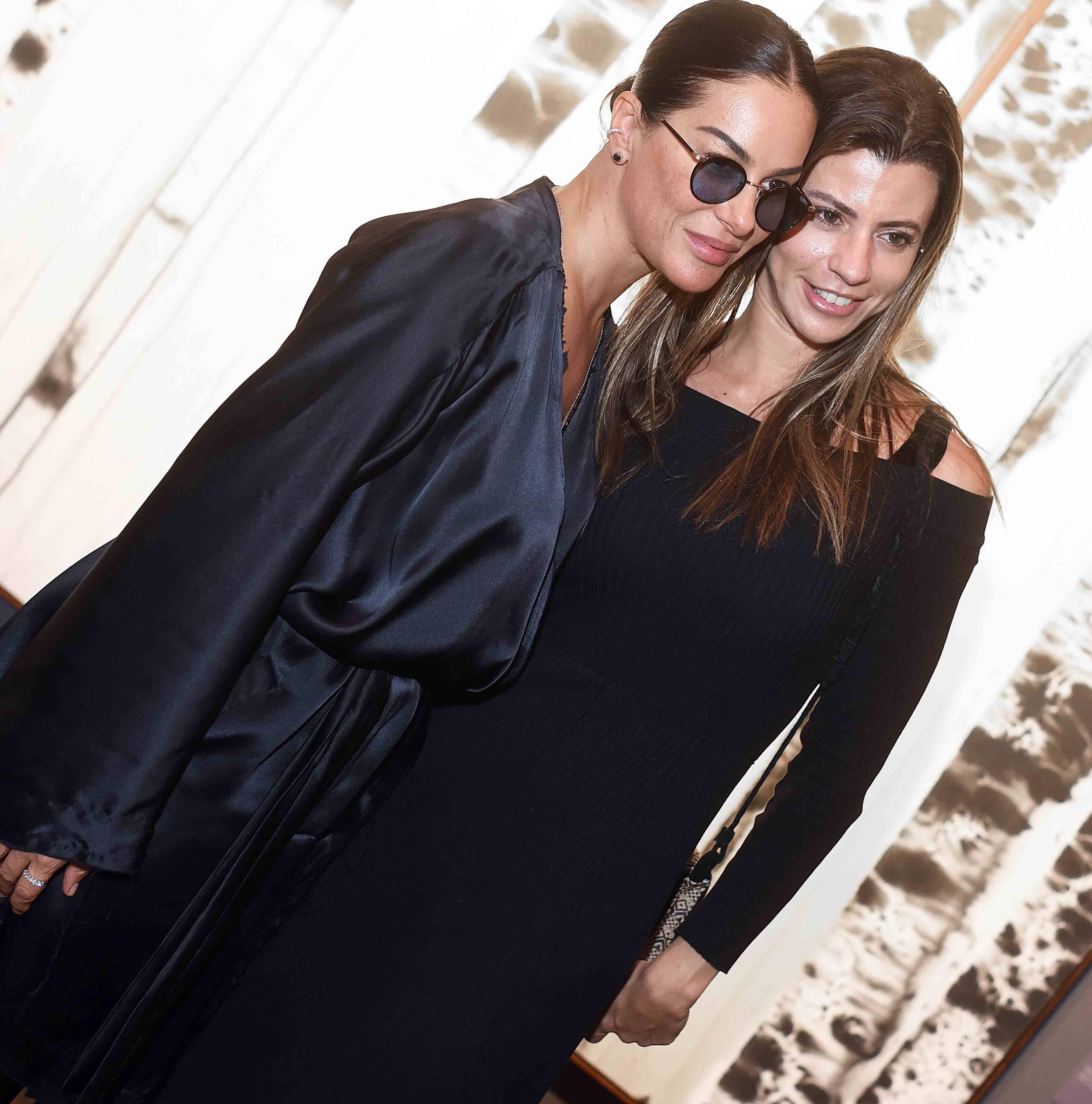 Paula Klien e Tatiana Zukerman /Foto: Ari Kaye