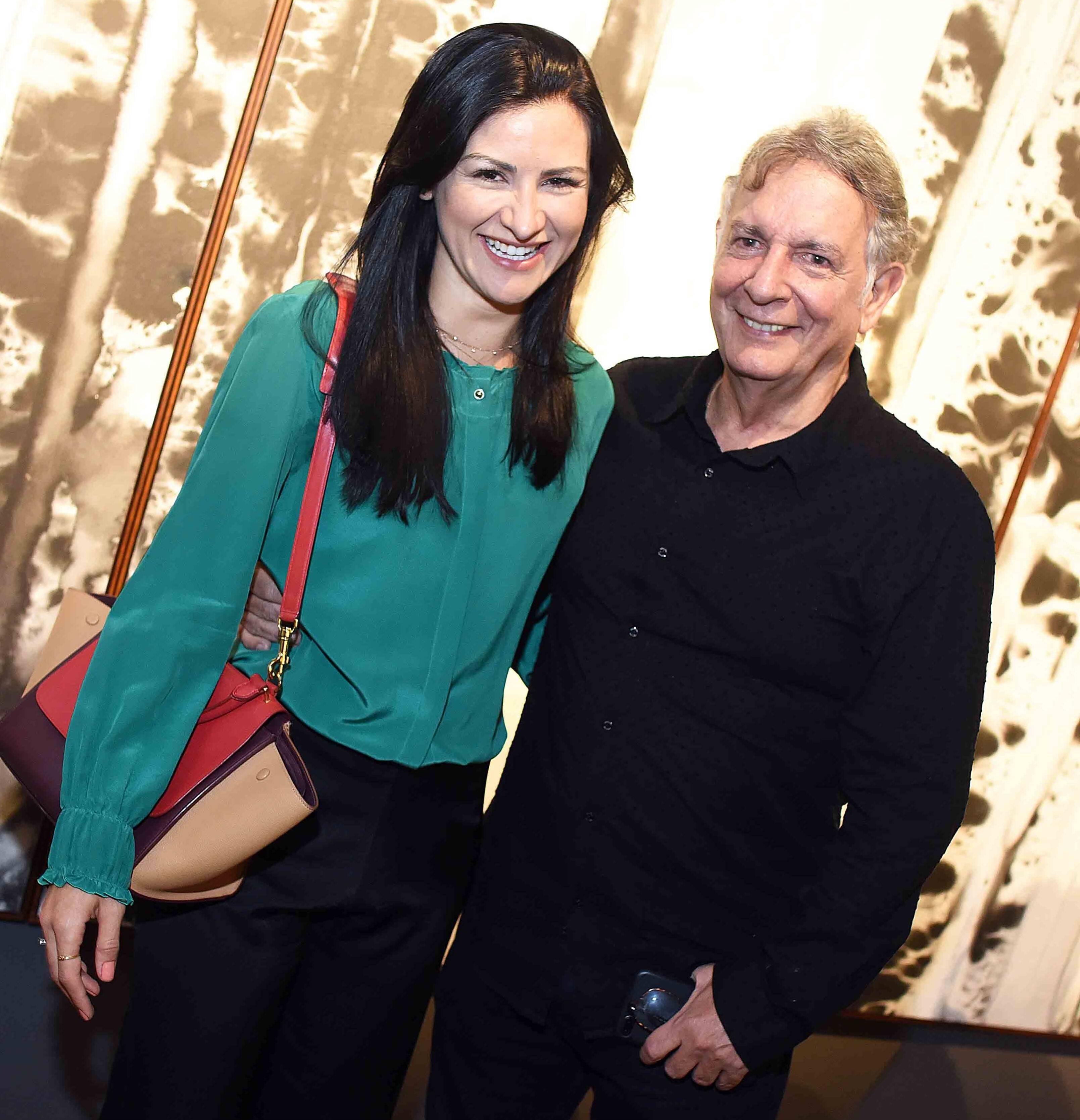 Ana Maria Lima e Heitor Reis /Foto: Ari Kaye