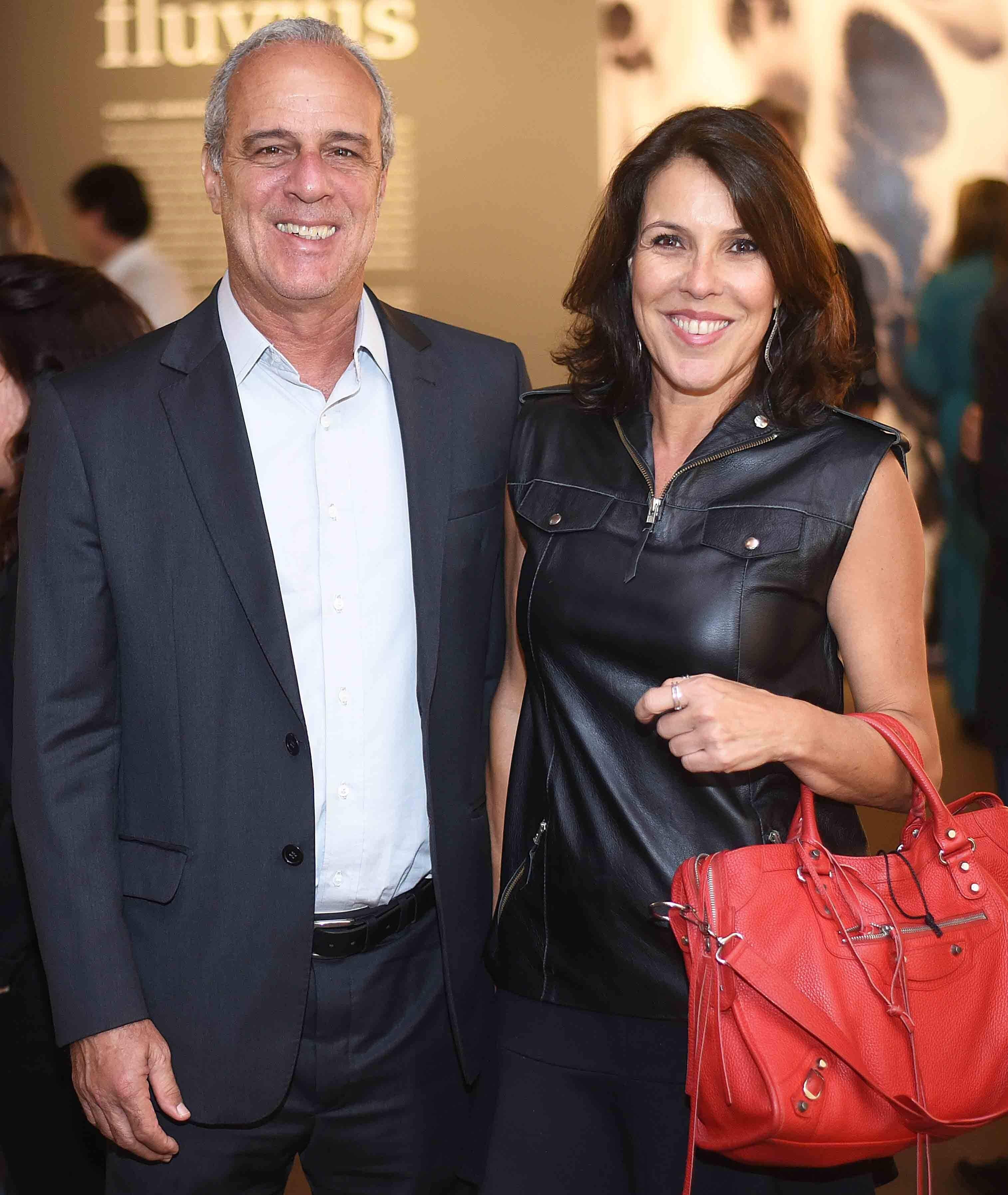 Oswaldo Rodrigues e Andrea Neves Duarte /Foto: Ari Kaye