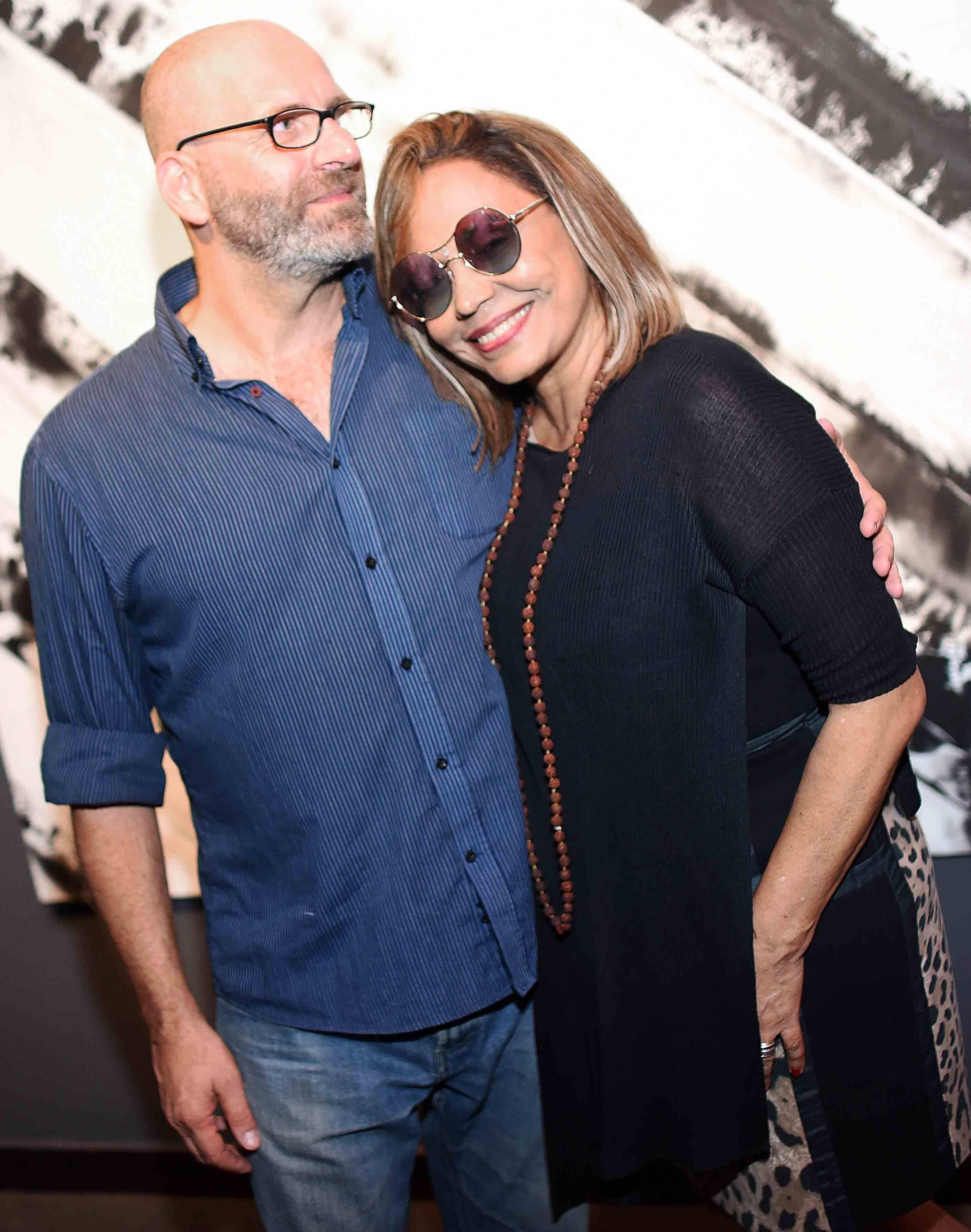Riccardo Tartaglia e Regina Nobrez /Foto: Ari Kaye