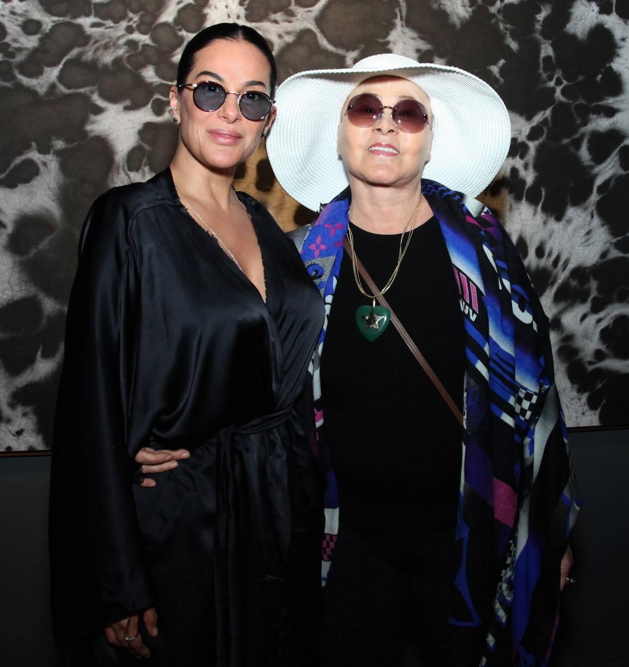 Paula Klein e Iolanda Figueiredo  /Foto: Vera Donato