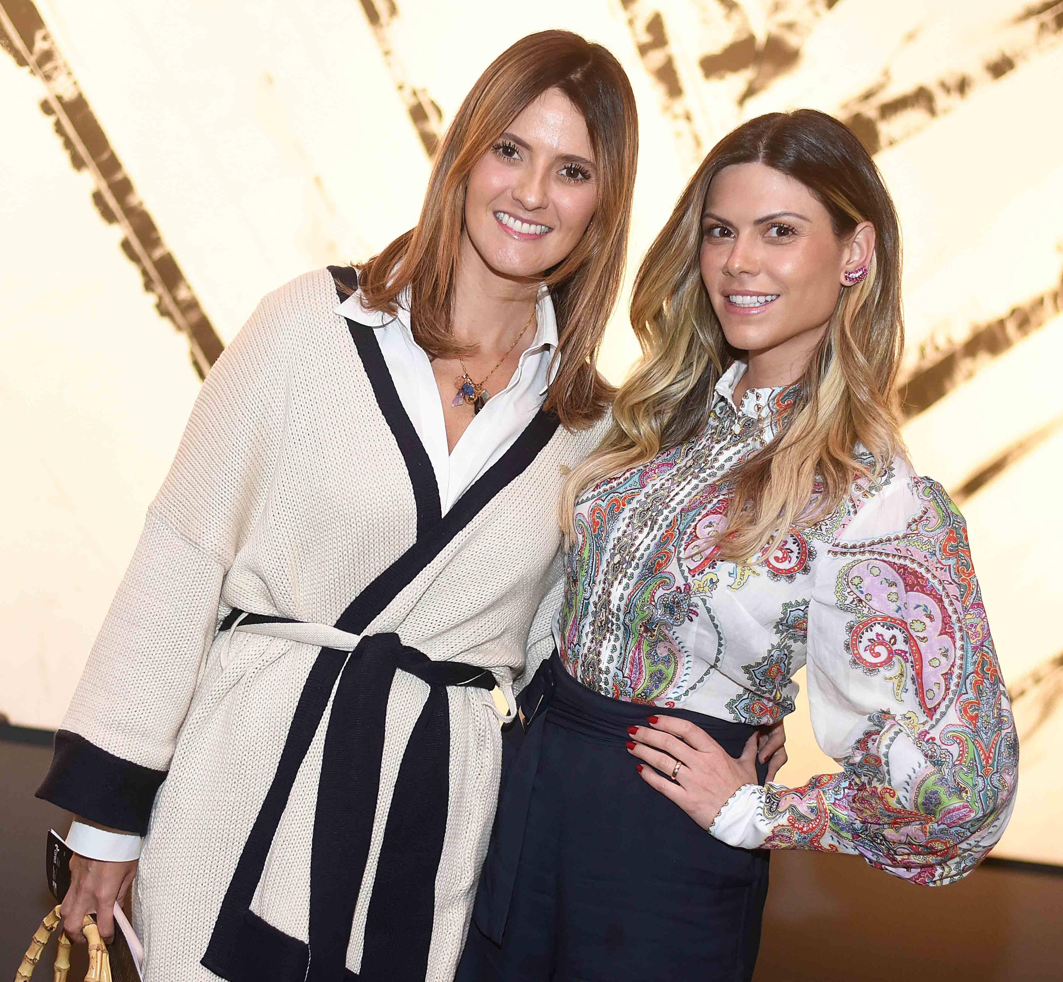 Camila Gama e Daniela Brandão /Foto: Ari Kaye