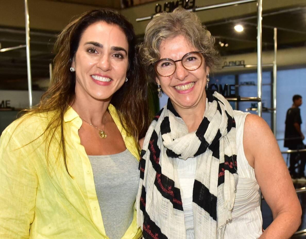 Lívia Saretta e Sylvia Carolinne /Foto: Paulo Jabur