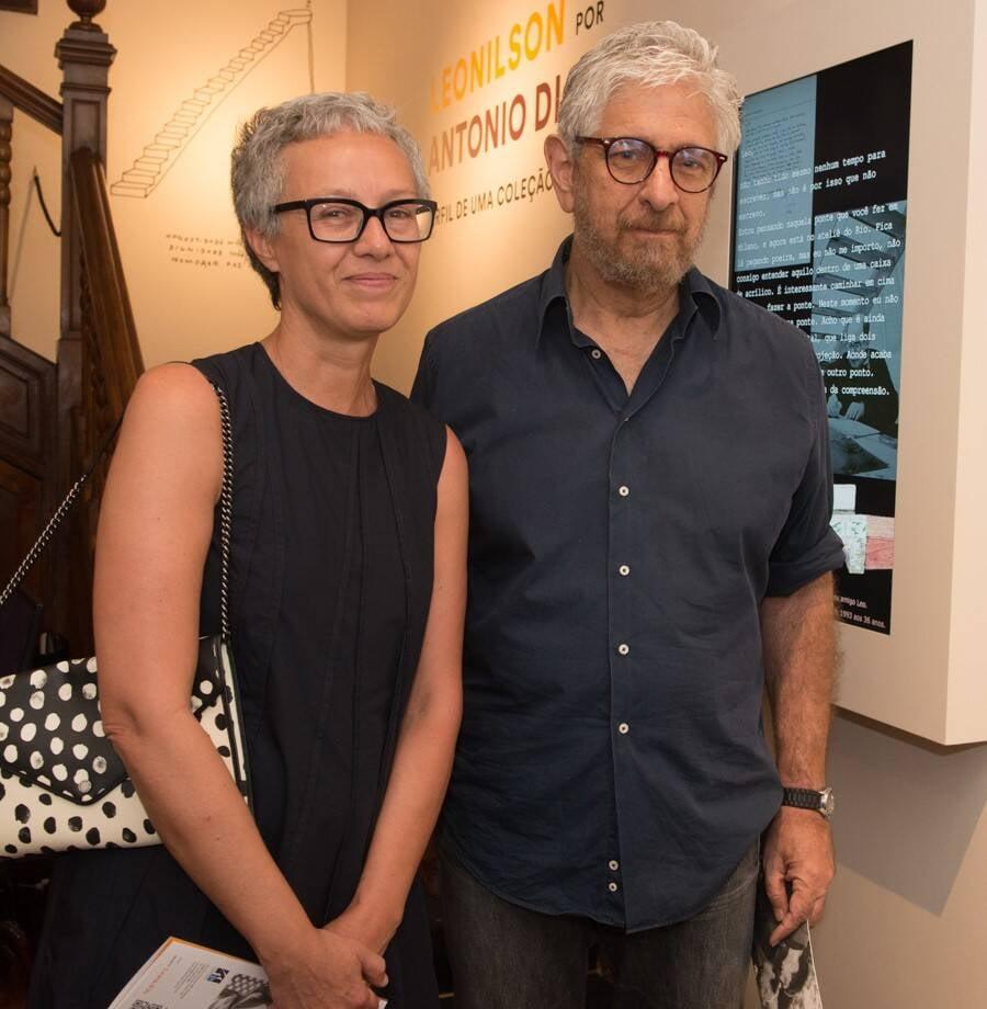 Paola Chieregato e Frederico Mendes /Foto: Cristina Lacerda