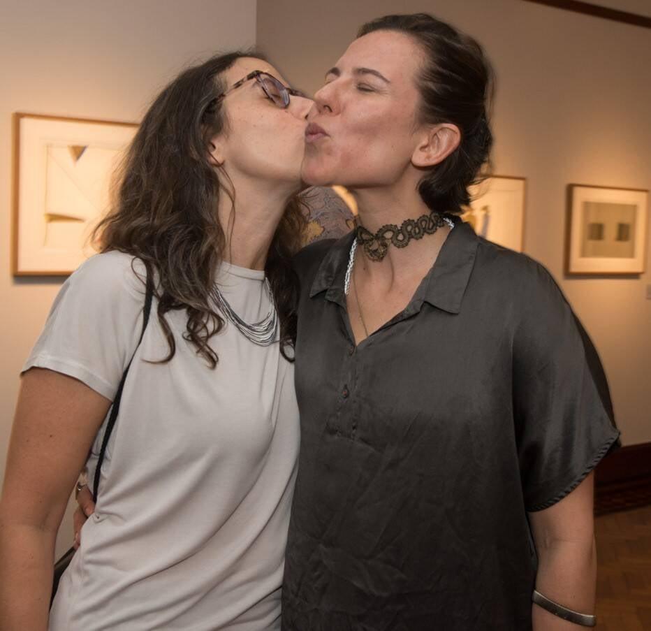 As irmãs Rara e Nina Dias /Foto: Cristina Lacerda