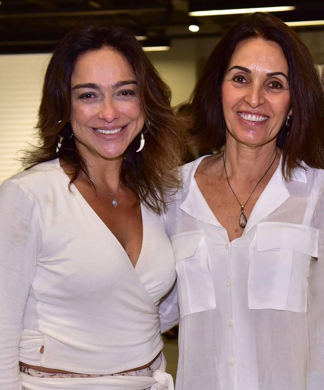 Ana Paula Iespa e Cláudia Louro /Foto: Paulo Jabur