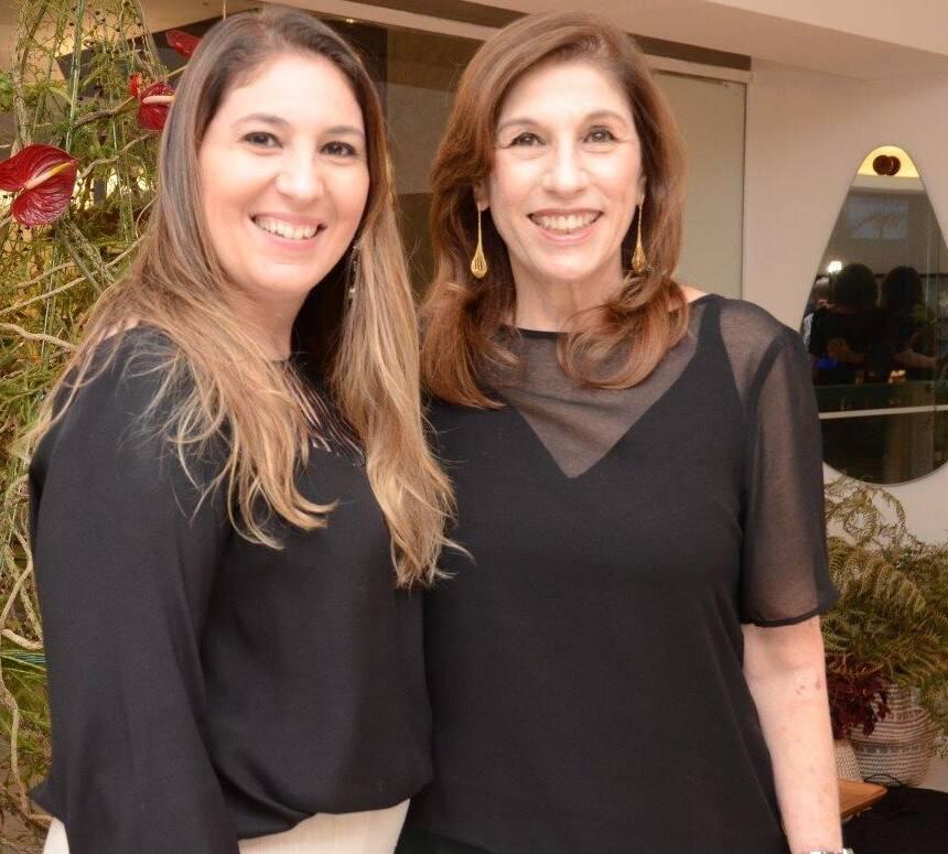 Flavia e Cintia Utchitel  /Foto: Marco Rodrigues