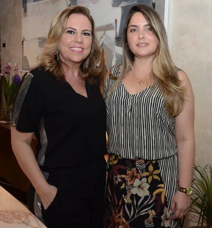 Marilene Galindo e Priscila Faria  /Foto: Marco Rodrigues