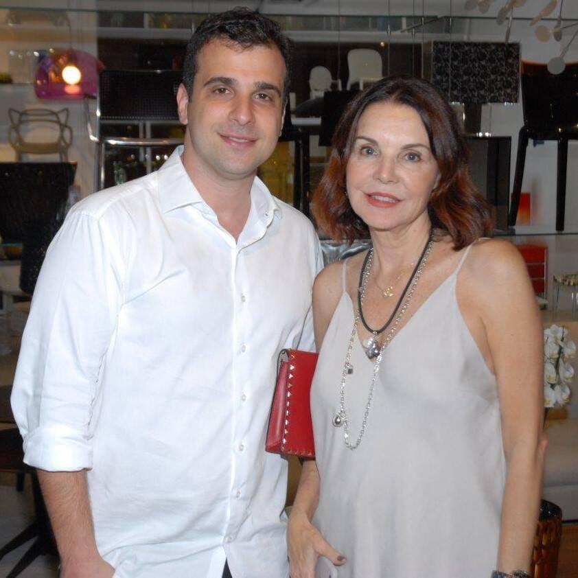 Paulo Crosman e Patricia Meyer  /Foto: Marco Rodrigues