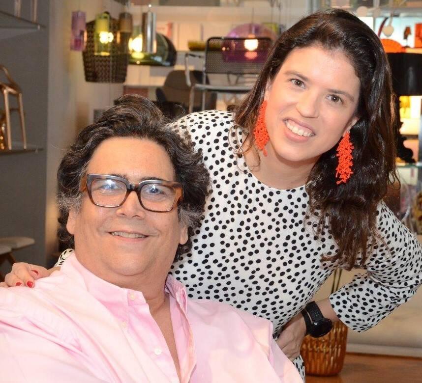 Antonio Neves da Rocha e Fernanda Quentel  /Foto: Marco Rodrigues