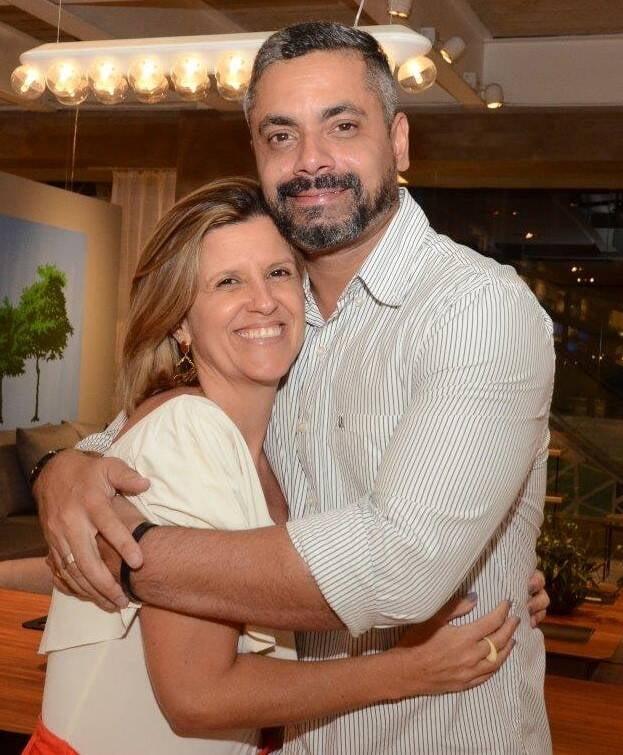 Barbara Machado e André Mello  /Foto: Marco Rodrigues