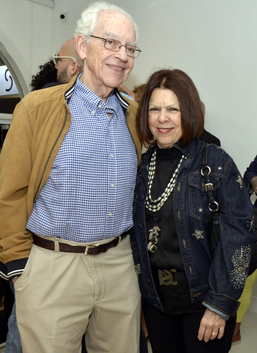 Paulo Bertazzi e Vanda Klabin  /Foto: Cristina Granato