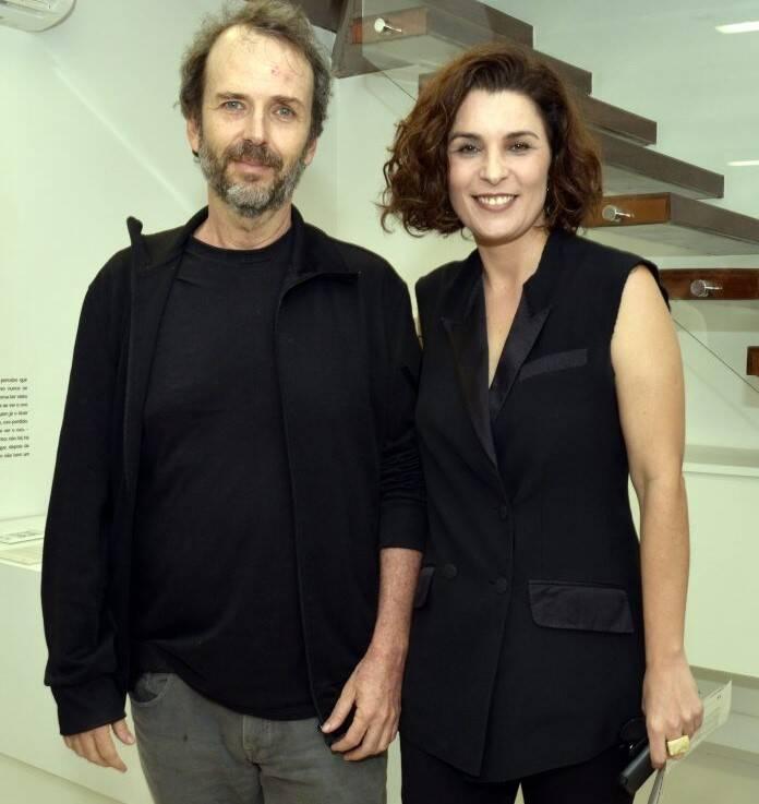 Lula Buarque e Jeane Terra  /Foto: Cristina Granato