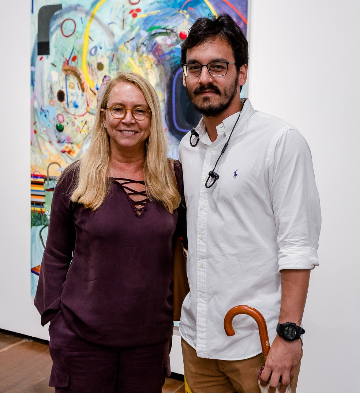 Marisa Braga e Pedro Yen /Foto: Bruno Ryfer