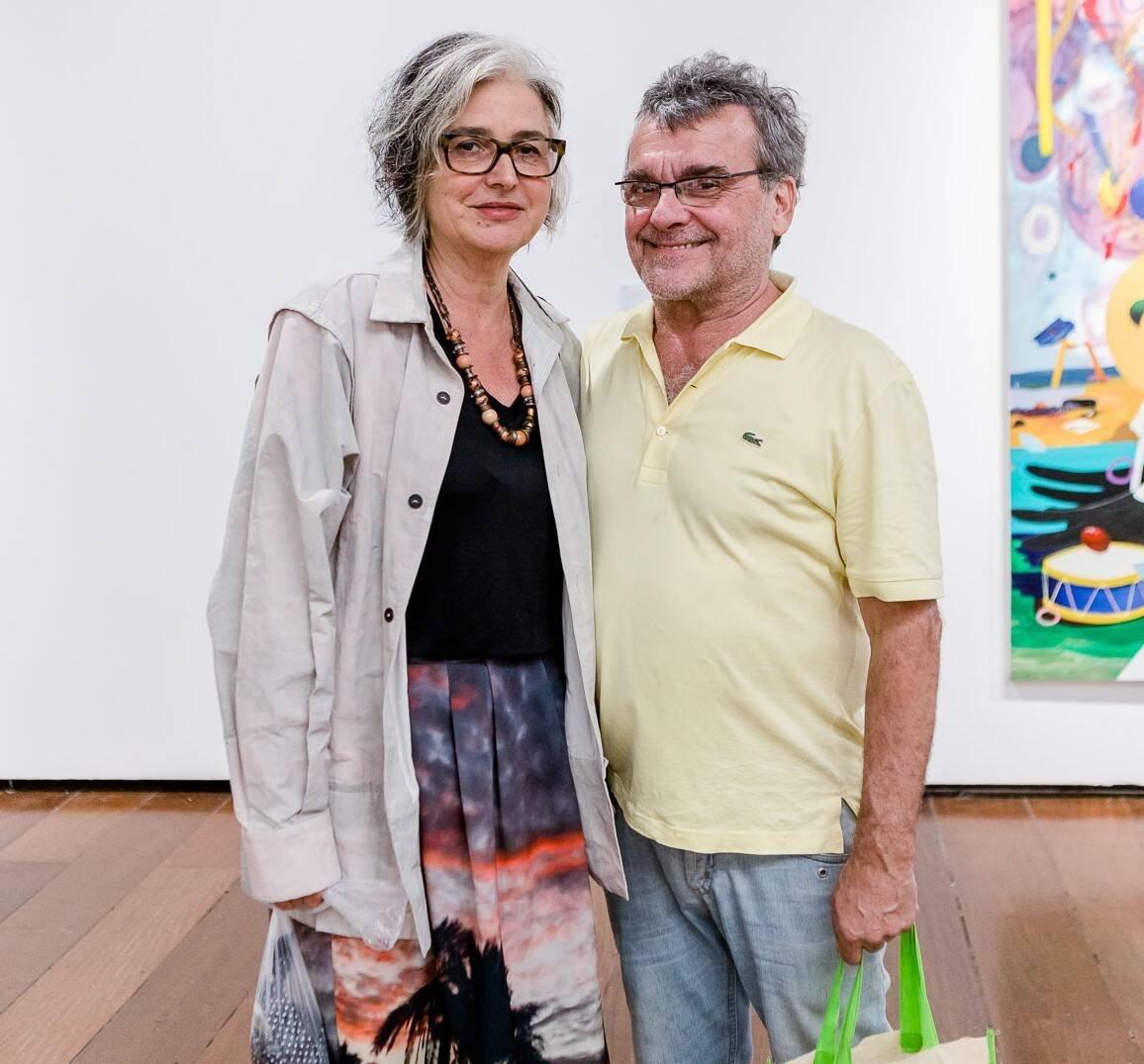 Beth Jobim e Antonio Mendel /Foto: Bruno Ryfer