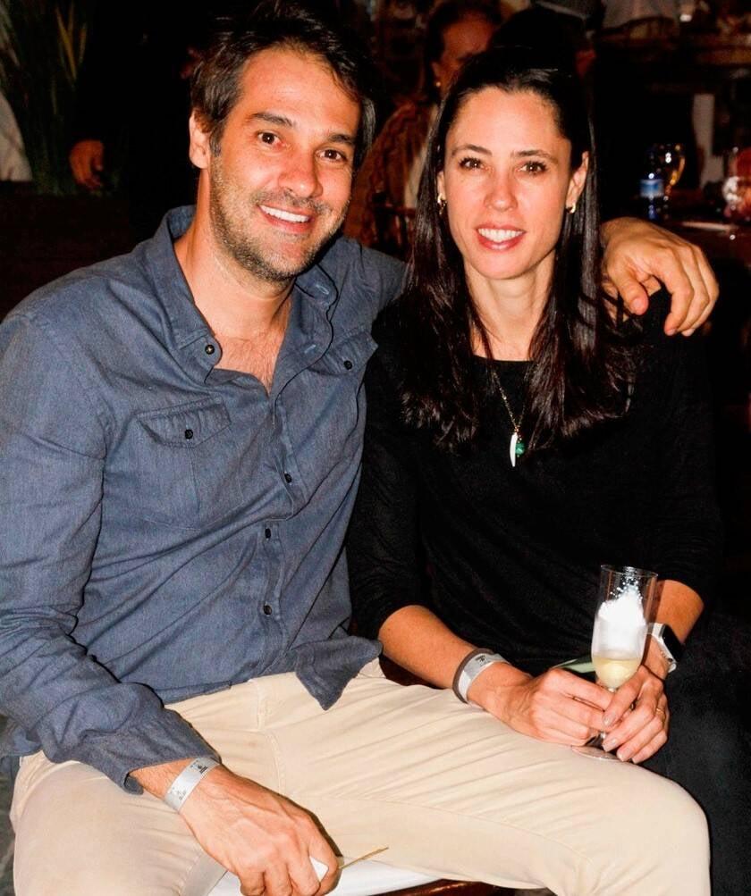 Beto Vasconcello e Luciana Palermo /Foto:  Emerson Emerim