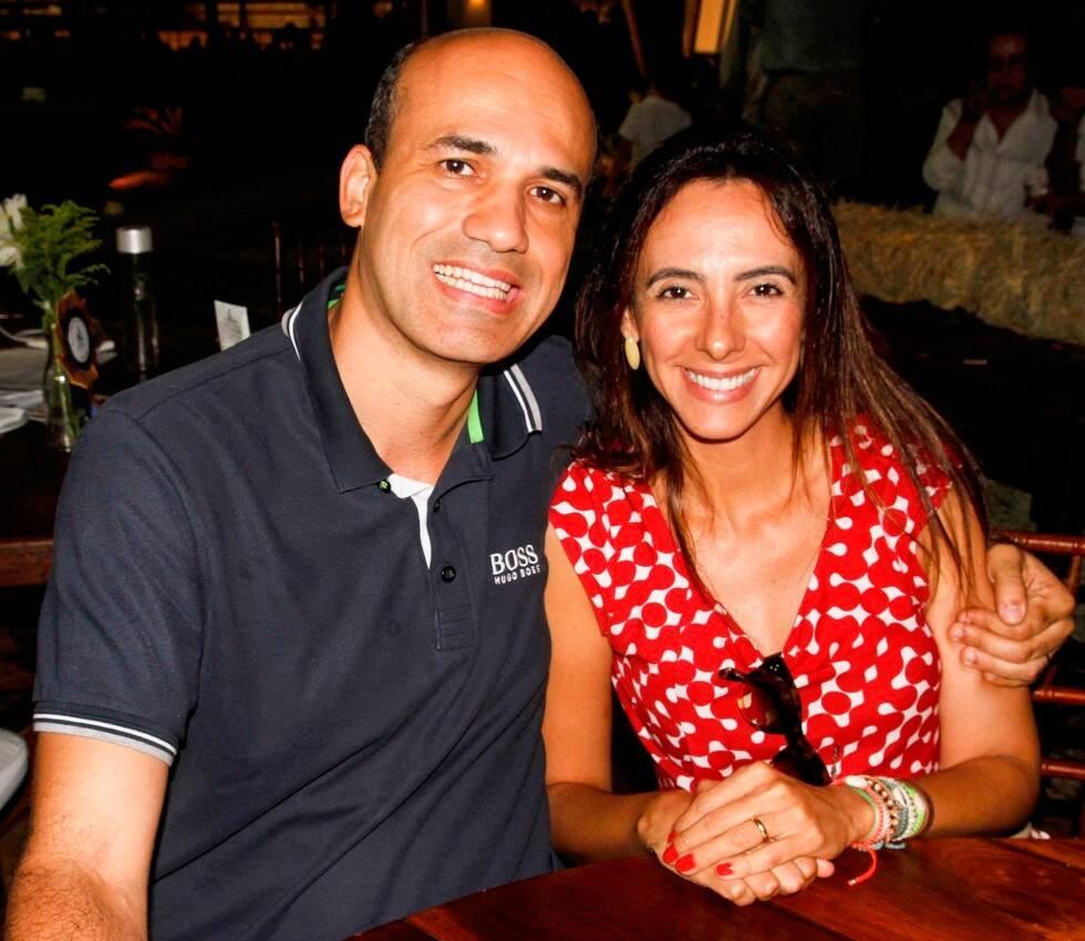 Guilherme e Rita Romano /Foto: Emerson Emerim