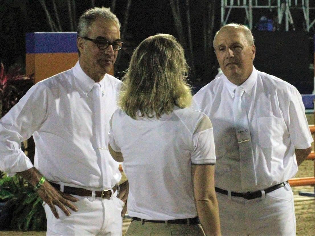 JoãoRoberto Marinho, Patricia Vianna e Luis Carlos Nolasco /Foto: Emerson Emerim