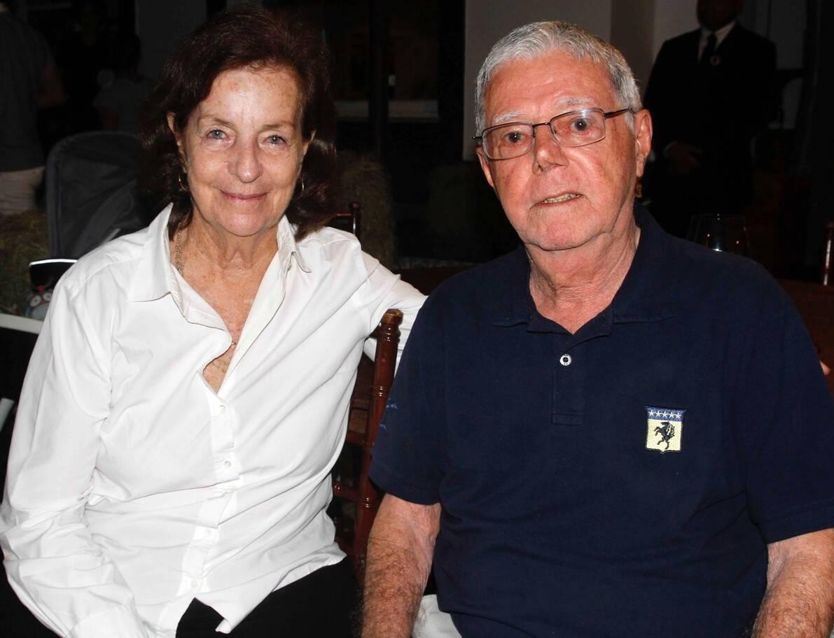 Lucia e Antonio Alegria Simões /Foto: Emerson Emerim