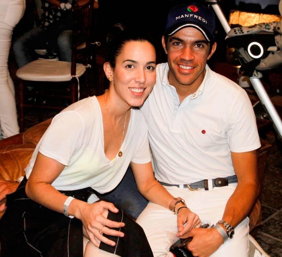Maria Eugenia e Adir Dias Abreu /Foto: Emerson Emerim