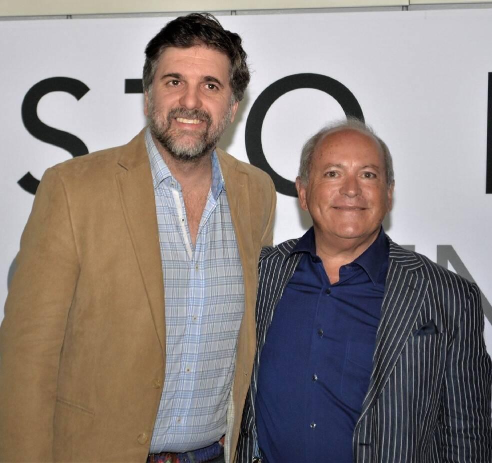 Antonio Lessa e José Jorge /Foto: Sonia Balady
