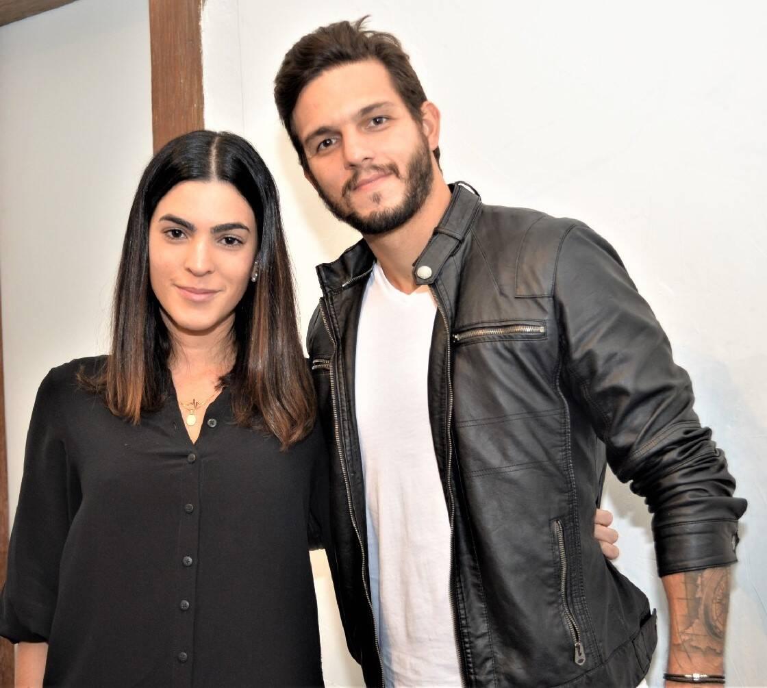 Juliana Azevedo e Raphael Braga /Foto: Sonia Balady