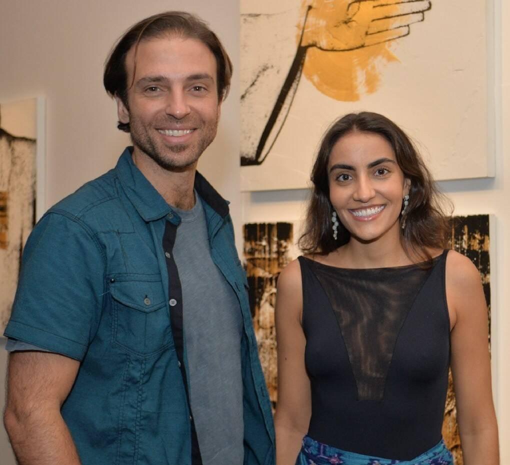 Kim Riccelli e Marina Bueno /Foto: Sonia Balady