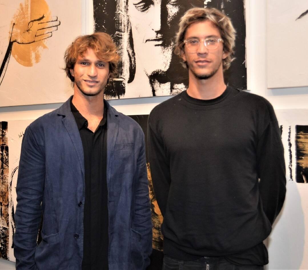 Thomas e Felipe Metsavaht /Foto: Sonia Balady