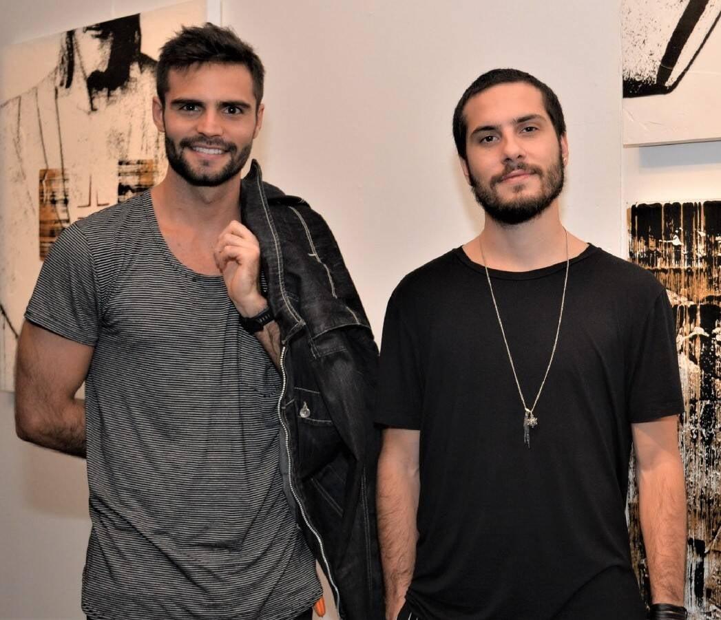 Bruno Sapienza e João Tzanno /Foto: Sonia Balady